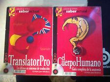 El saber actual - Revista QUO - 2 CD-ROM [Español] Nº1 y Nº2