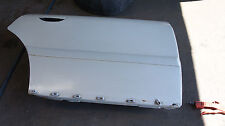 Audi B5 S4 A4 Passenger Right Rear Exterior Door Panel 8D0833052F (Pearl White )
