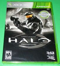 Halo: Combat Evolved -- Anniversary Edition Xbox 360 *New-Sealed-Free Shipping!