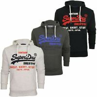 Superdry Mens 'Sweat Shirt Shop' Hoodie