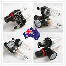 AFC2000 G1/4'' Pressure Oiler Oil Water Trap Filter Separator Regulator Tool