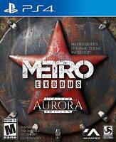Metro Exodus: Aurora Limited Edition Sony PS4