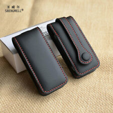 Genuine Leather Auto Key Holder Wallet Fashion Protective Case For Porsche Cars