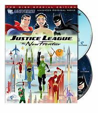 JUSTICE LEAGUE : NEW FRONTIER (Special Edition) -  DVD - REGION 1 - Sealed