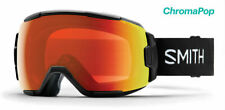 Smith - Vice - Asian Fit | Snow goggles | Black - Red Mirror