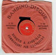 78T 15cm Pygmo Disque MALBOROUGH VA T'EN GUERRE - ROI DAGOBERT Enfant BAMBINO 7
