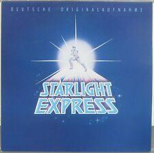 Starlight Express   Deutsche Originalaufnahme LP