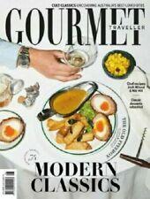 Gourmet Traveller August 2020 Magazine Modern Classics