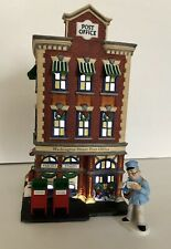 """Department 56: Christmas In The City- """"Washington Street Post Office�"""