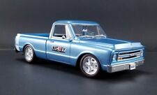 ACME 1967 Chevrolet C-10 Pickup Nickey Dealership 1:18 Scale Diecast: A1807205