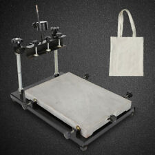 Manual Stencil Printer Machine Solder Paste Printing Machine 10kg Weight