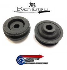 New Kenjutsu Top Radiator Mount Rubbers Pair - For R32 Skyline GTS-T RB20DET