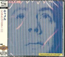 CAMEL-THE SINGLE FACTOR-JAPAN SHM-CD D50