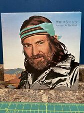 Willie Nelson Always On My Mind LP 1982 Columbia Records