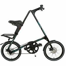 Strida SX Matt Black 18 Inches Folding Bike Citybike