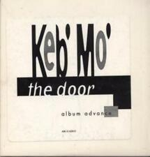 Keb' Mo' The Door Album ADVANCE Music Audio CD Southern Delta Blues 12 tracks!