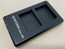 Patona Dual USB Quick Charger for Sony NP-FW50 Battery