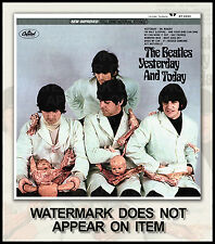 THE BEATLES YESTERDAY AND TODAY BUTCHER FANTASY ALBUM COVER #4