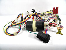 GE Washer Model GE WHDSR209DAWW Complete Wiring Harness/Capacitor