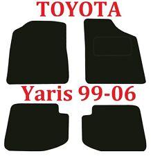 Toyota Yaris Deluxe Quality Tailored Car mats 3door hatch 2003 2004 2005 2006