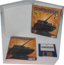 Conqueror, Spieleklassiker in Topzustand, Rainbow Arts, 3D Panzersimulation