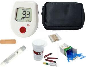 HB Hemoglobin Meter Monitor Hemoglobin Test Meter Hemoglobin Test Kit