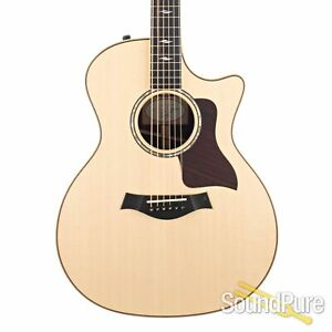 Taylor 814ce Sitka/IRW Acoustic Guitar #1102055115 - Used