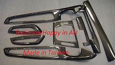 For BMW E46 Convertible RHD M3 330ci Model Only Carbon Interior Trm Kit 8pcs