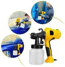 Paint Sprayer Electric Spray Gun HVLP Sprayer 3 Spray Pattern + 800ml Container