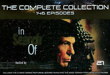 In Search of: The Complete Collection (DVD, 2012, 21-Disc Set)