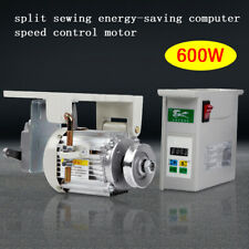 Energy Saving Brushless Servo Motor 600W for Sewing Machine with Clutch Motor