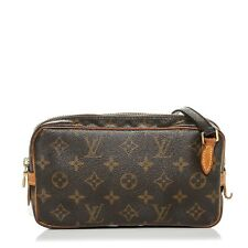 LOUIS VUITTON Monogram LV Marly Bandouliere Crossbody 190006