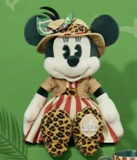 *Pre-Order* Disney Minnie Mouse Main Attraction November Jungle Cruise Plush Toy