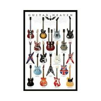 GUITAR HEAVEN POSTER 24x36 - MUSIC 3274