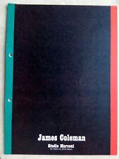 James Coleman Studio Marconi 1970