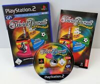 PS2 Playstation 2 - Trivial Pursuit unlimited + Anleitung + OVP