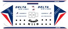 1/144 Delta Lockheed L-100 Decals
