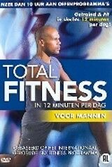 Total Fitness Voor Mannen  sealed dvd