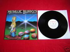 Metallic Bunnys - Fast Collection,  Earthshaker Records ES 4017  Vinyl LP  1986