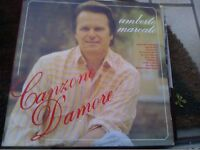"""LP 12"""" UMBERTO MARCATO CANZONE D'AMORE REISSUE ORIZZONTE EX++ N/MINT"""
