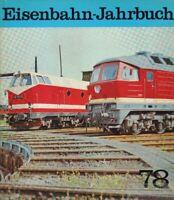 Eisenbahn-Jahrbuch 1978: Böttcher, Harald / Neustädt, Rolf (Hrsg.)