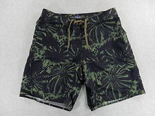 Patagonia Nylon Swim Surf SUP Cargo Board Shorts (Mens 36) Blue/Green