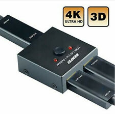 HDMI Switch 4K HDMI Splitter, BENFEI HDMI Switcher 2 Input 1 Output, HDMI Switch