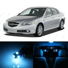 13 x ICE BLUE LED Interior Lights Package For 2004 - 2008 Acura TL + PRY TOOL