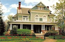 Ohio postcard Chillicothe, The Greenhouse Bed & Breakfast, Tom & Dee Shoemaker