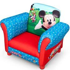 Disney Mickey Mouse Stuhl Holz Einzelsofa Kindersofa Sitzplatz Sessel NEU