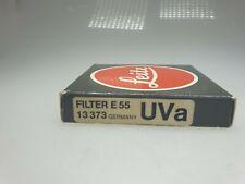 Leica Filter Ø 55 mm - UVa - ART 13373
