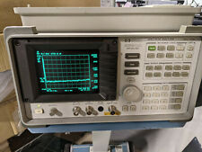 Hewlett Packard HP 8590A Option 001 Spectrum Analyzer 1MHz -1.5MHz TESTED