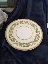 "Noritake Handpainted 11"" Porcelain Plate Serving Platter Made In Japan"
