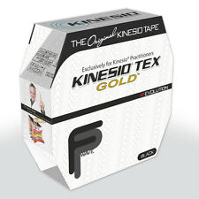 KINESIO FP Tape 31.5m x 5cm Bulk Clinic Roll BLACK. Kinesiology - injury support